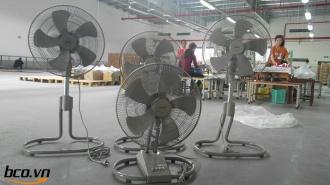 Quạt sàn công nghiệp Hatari giá bao nhiêu có tốt không?